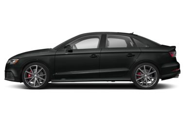 90 Degree Profile 2018 Audi S3