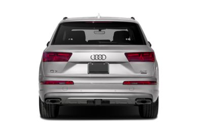 Rear Profile  2017 Audi Q7
