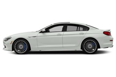 90 Degree Profile 2018 BMW ALPINA B6 Gran Coupe