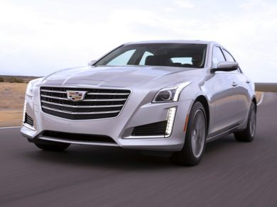 OEM Exterior  2017 Cadillac CTS