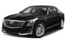 3/4 Front Glamour 2018 Cadillac CT6 PLUG-IN