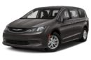 3/4 Front Glamour 2018 Chrysler Pacifica