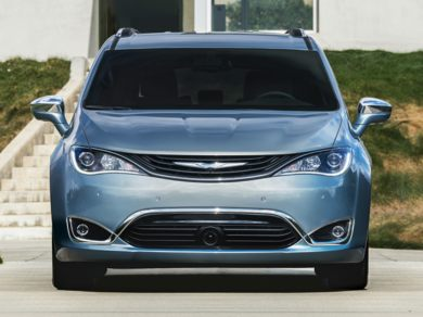 See 2017 Chrysler Pacifica Hybrid Color Options Carsdirect