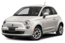 3/4 Front Glamour 2017 FIAT 500