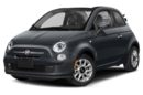 3/4 Front Glamour 2017 FIAT 500c