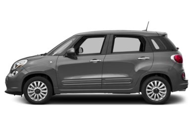 90 Degree Profile 2017 FIAT 500L
