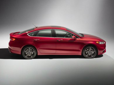 OEM Exterior  2017 Ford Fusion