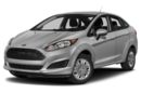 3/4 Front Glamour 2017 Ford Fiesta