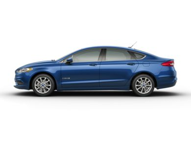 OEM Exterior  2017 Ford Fusion Hybrid