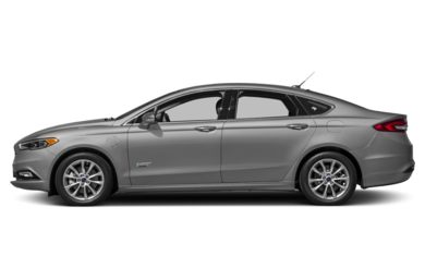 90 Degree Profile 2017 Ford Fusion Energi
