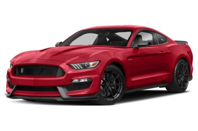 3/4 Front Glamour 2017 Ford Shelby GT350