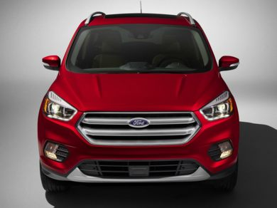 OEM Exterior  2017 Ford Escape