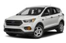 3/4 Front Glamour 2017 Ford Escape