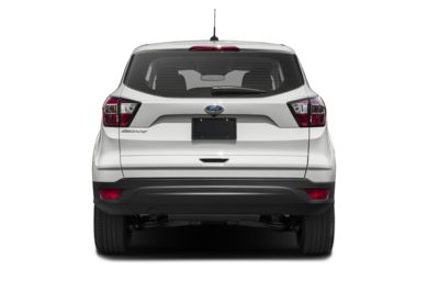Rear Profile  2017 Ford Escape