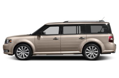 90 Degree Profile 2018 Ford Flex