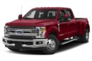 3/4 Front Glamour 2017 Ford F-450