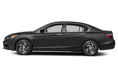 90 Degree Profile 2017 Honda Accord