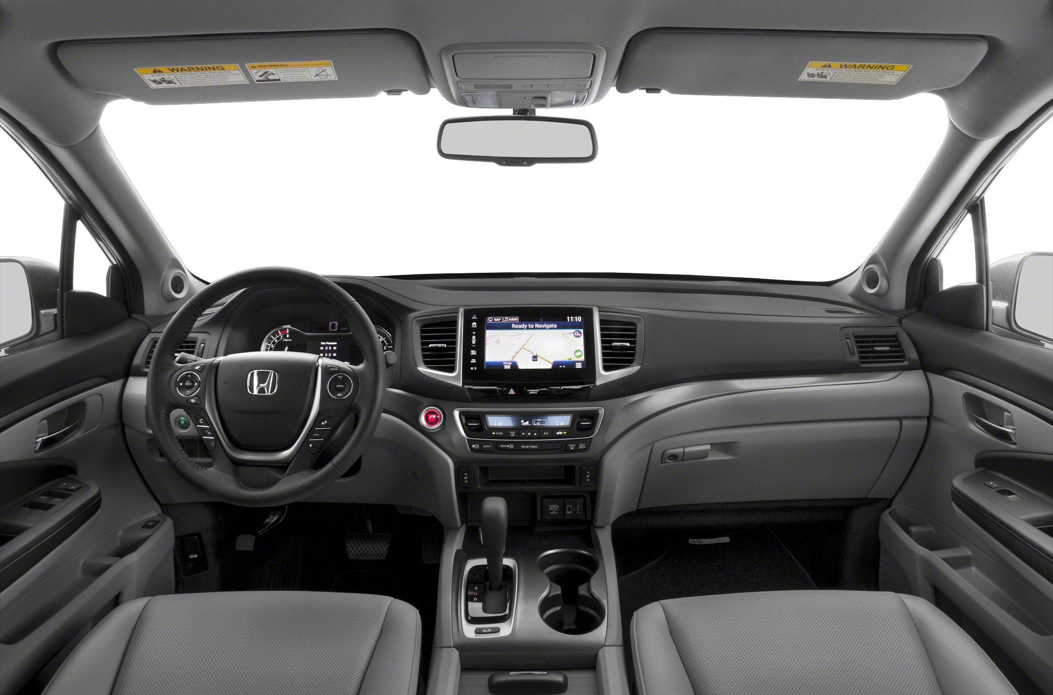 2017 honda ridgeline deals prices incentives leases - 2017 honda ridgeline rts interior ...