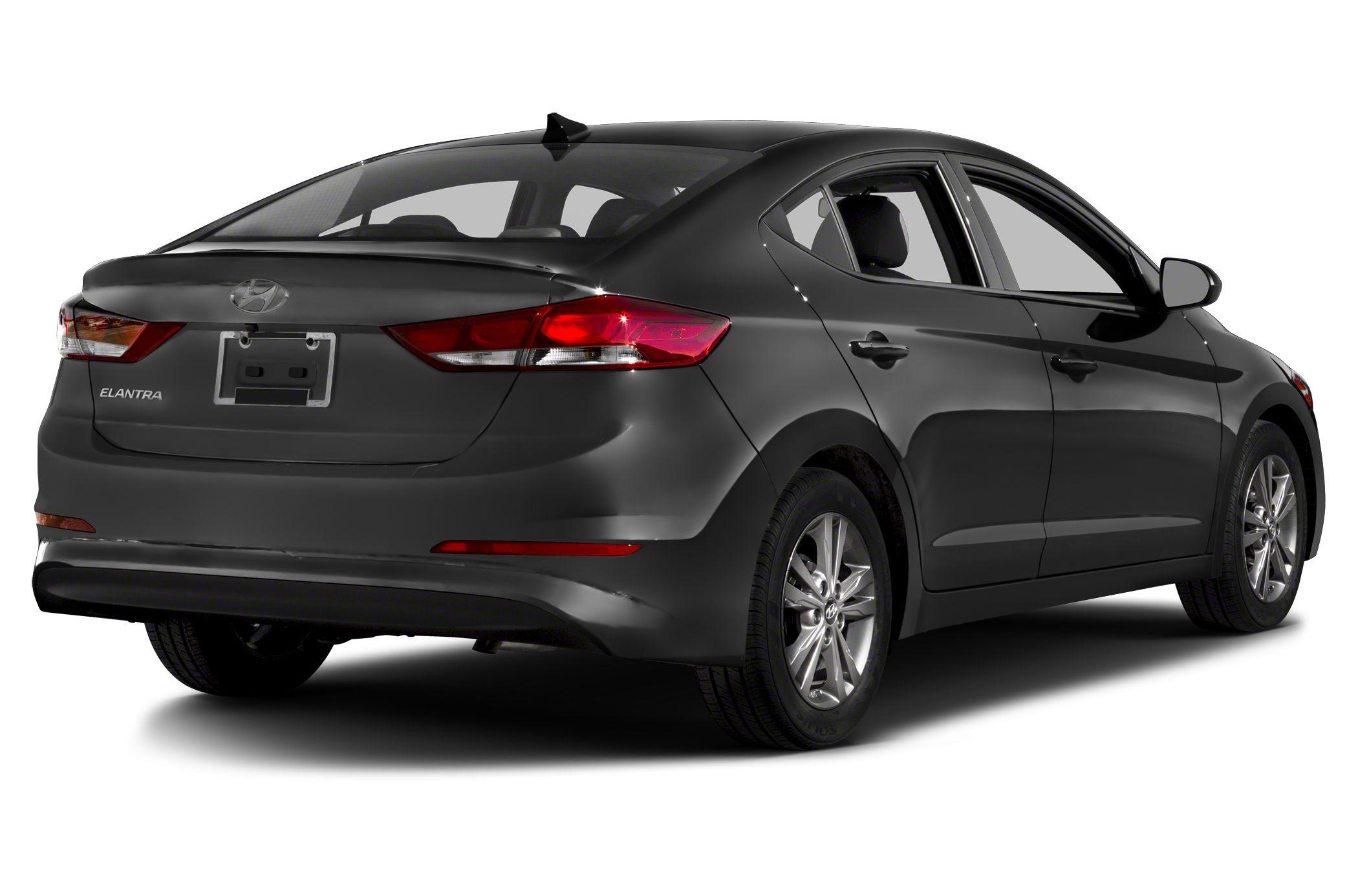 2017 Hyundai Elantra Styles Amp Features Highlights