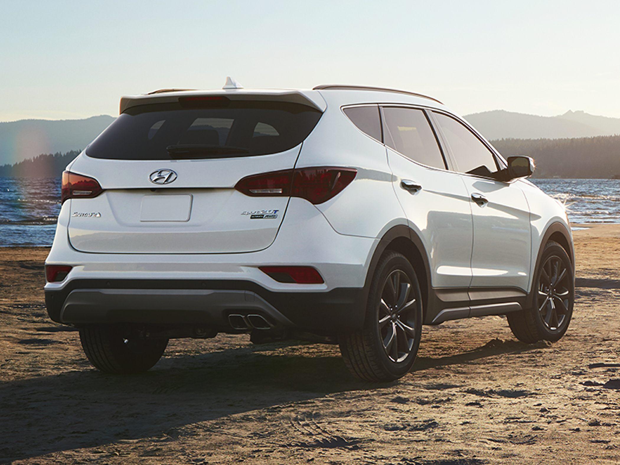 2017 Hyundai Santa Fe Sport Styles Amp Features Highlights