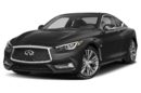 3/4 Front Glamour 2017 INFINITI Q60