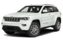 3/4 Front Glamour 2018 Jeep Grand Cherokee