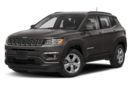 3/4 Front Glamour 2018 Jeep Compass