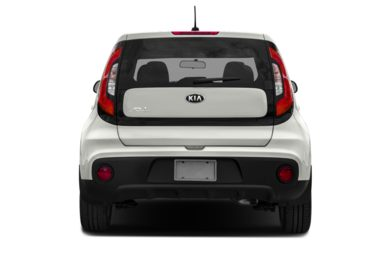 Rear Profile  2019 Kia Soul