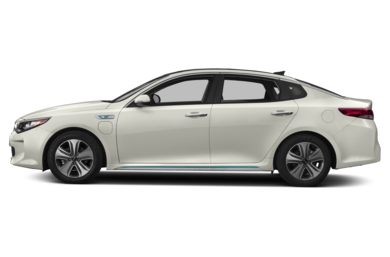 90 Degree Profile 2017 Kia Optima Plug-In Hybrid