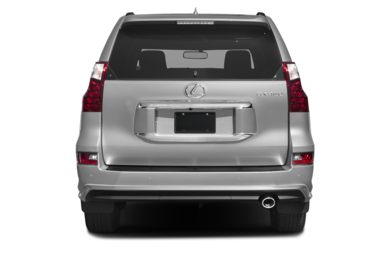 Rear Profile  2017 Lexus GX 460