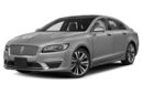 3/4 Front Glamour 2017 Lincoln MKZ