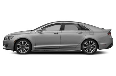 90 Degree Profile 2018 Lincoln MKZ