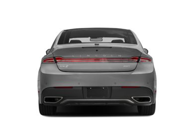Rear Profile  2018 Lincoln MKZ