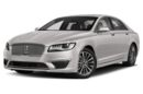 3/4 Front Glamour 2017 Lincoln MKZ Hybrid