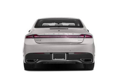 Rear Profile  2018 Lincoln MKZ Hybrid