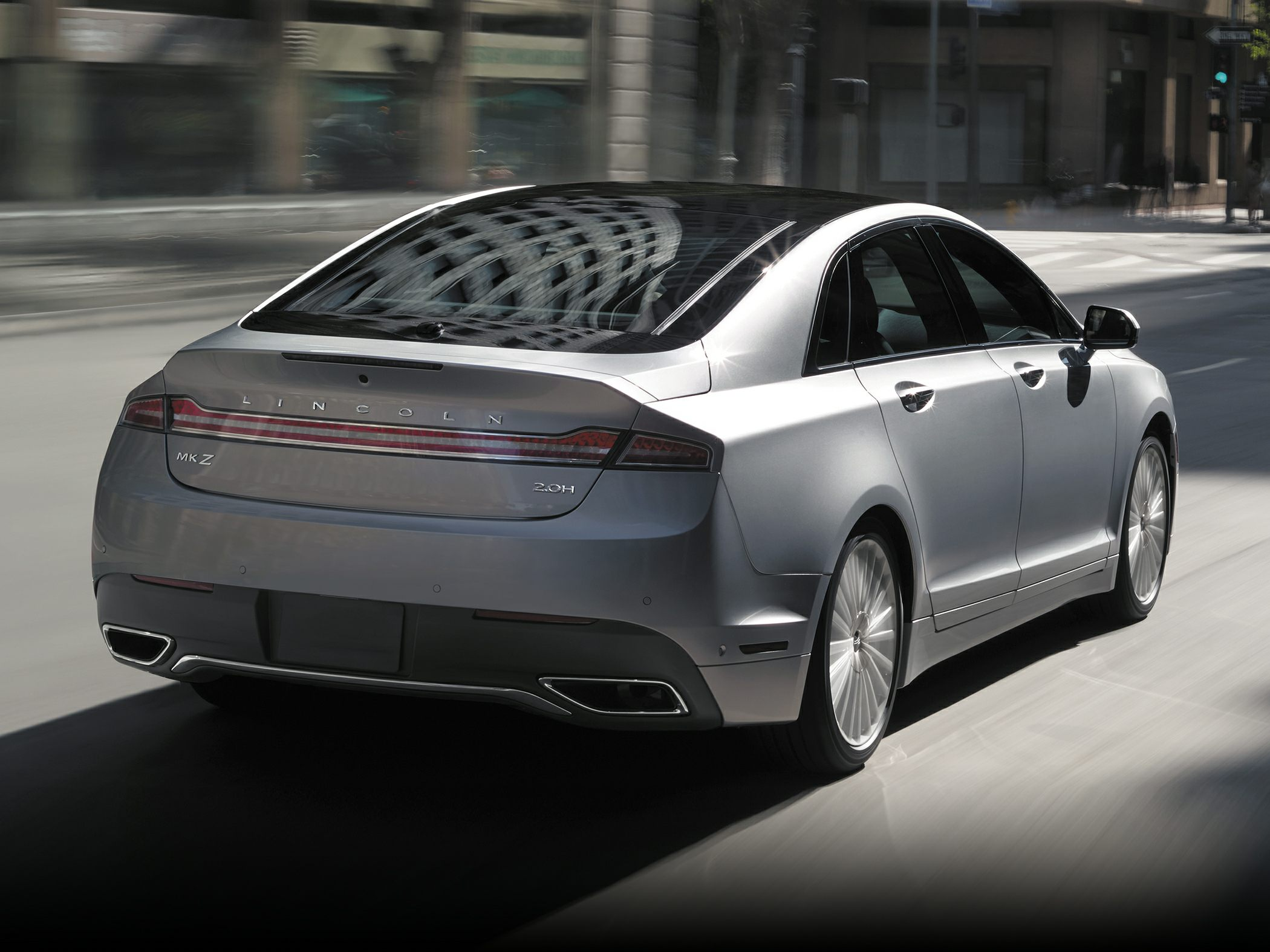 2017 lincoln mkz hybrid deals prices incentives leases overview carsdirect. Black Bedroom Furniture Sets. Home Design Ideas
