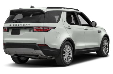 3/4 Rear Glamour  2018 Land Rover Discovery