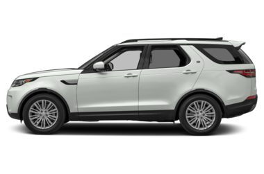 90 Degree Profile 2017 Land Rover Discovery