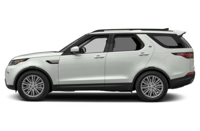 90 Degree Profile 2018 Land Rover Discovery