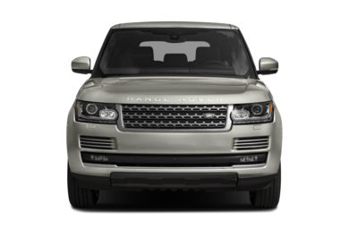 Grille  2017 Land Rover Range Rover