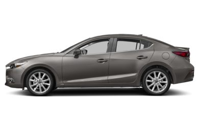 90 Degree Profile 2018 Mazda Mazda3