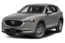 3/4 Front Glamour 2017 Mazda CX-5