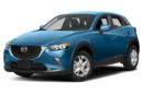 3/4 Front Glamour 2017 Mazda CX-3