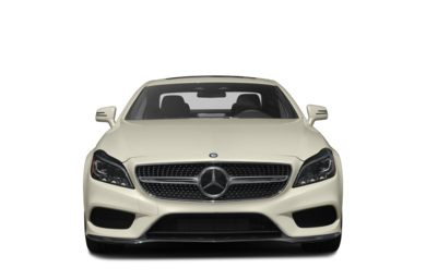 Grille  2017 Mercedes-Benz CLS550