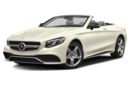 3/4 Front Glamour 2017 Mercedes-Benz S63 AMG