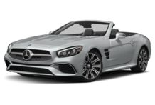 2017 Mercedes-Benz SL550