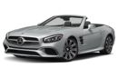 3/4 Front Glamour 2017 Mercedes-Benz SL550