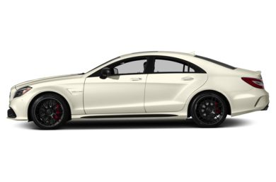 90 Degree Profile 2017 Mercedes-Benz CLS63 AMG