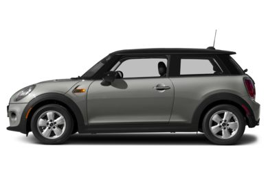 90 Degree Profile 2018 MINI Hardtop