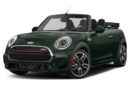 3/4 Front Glamour 2017 MINI Convertible